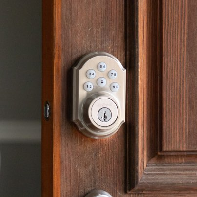 Charlotte security smartlock